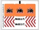 Part No: 7638stk01  Name: Sticker Sheet for Set 7638 - (86133/4548751)