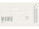 Part No: 7740stk01  Name: Sticker Sheet for Set 7740 - (191915)