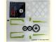 Part No: 7751stk01  Name: Sticker Sheet for Set 7751 - (85168/4542711)