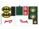Part No: 7782stk01  Name: Sticker Sheet for Set 7782 - (56711/4297014)