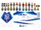 Part No: 7894.2stk01  Name: Sticker for Set 7894-2 - ANA Version