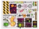 Part No: 79117stk01  Name: Sticker Sheet for Set 79117 - (17426/6070897)