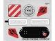 Part No: 79118stk01  Name: Sticker Sheet for Set 79118 - (17443/6071309)