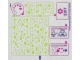Part No: 79119stk01  Name: Sticker Sheet for Set 79119 - (17427/6070899)