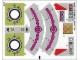 Part No: 79121stk01  Name: Sticker For Set 79121 - (17453/6071443)