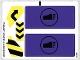 Part No: 79122stk01  Name: Sticker for Set 79122 - (17444/6071314)
