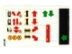 Part No: 8082stk01  Name: Sticker Sheet for Set 8082 - (821577)