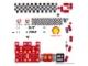 Part No: 8123stk01  Name: Sticker for Set 8123 - (64974/4540223)