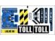 Part No: 8197stk02  Name: Sticker for Set 8197 - Sheet 2 (88160/4566054)