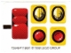 Part No: 8203stk01  Name: Sticker Sheet for Set 8203 - (72646/4118691)
