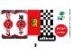 Part No: 8206stk01b  Name: Sticker Sheet for Set 8206 - (10488/6004728)