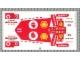 Part No: 8386stk01  Name: Sticker Sheet for Set 8386 - (49856/4225251)