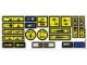 Part No: 8480stk01  Name: Sticker Sheet for Set 8480 - (4100356)