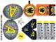 Part No: 8631stk01  Name: Sticker Sheet for Set 8631 - (63316/4528710)