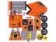 Part No: 8634stk01  Name: Sticker for Set 8634 - (63813/4531182)
