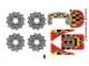 Part No: 8648stk01  Name: Sticker Sheet for Set 8648 - (52169/4254503)