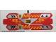 Part No: 8650stk01  Name: Sticker Sheet for Set 8650 - (52166/4254483)