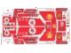 Part No: 8674stk01  Name: Sticker for Set 8674 - (56406/4294702)