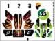 Part No: 8896stk01  Name: Sticker Sheet for Set 8896 - (89826/4580717)