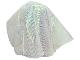 Part No: 92862  Name: Minifigure, Cape Cloth, Invisibility Cloak Iridescent