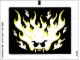 Part No: 9464stk01b  Name: Sticker for Set 9464 - NON-Glow In Dark Version - (13763/6032267)