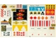 Part No: B250stk01  Name: Sticker Sheet for Book 250 - (199699)