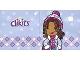 Part No: clikits117pb02  Name: Clikits Paper, Gift Tag 2 (2005 Advent Calendar, Day 16)