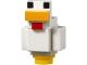 Part No: minechicken01  Name: Minecraft Chicken