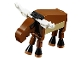 Part No: moose01  Name: Moose - Brick Built
