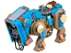 Part No: spa0014  Name: Luggabeast - Set 75148 Brick Built