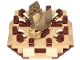 Part No: spa0015  Name: Sarlacc - Set 6210 - Brick Built
