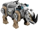 Part No: spa0024  Name: Wakandan Armored Rhino - Set 76099 - Brick Built