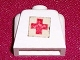 Part No: 17pb02  Name: Torso Legoland with Red Cross Pattern Sticker