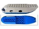 Part No: 2150c02  Name: Duplo Airplane Jetliner Fuselage with Blue Base and Cargo Door