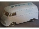 Part No: 258pb08  Name: HO Scale, VW Van with White Base and KØLEVOGN Pattern