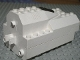 Part No: 30351c01  Name: Electric, Light & Sound Rocket Engine, Battery Box with White Cover (no pattern)