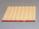 Part No: 3036pb01  Name: Plate 6 x 8 with Red Line on 1 Long Edge Pattern