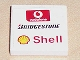 Part No: 3068bpb0145  Name: Tile 2 x 2 with Groove with Vodafone, Bridgestone and Shell Logos Pattern (Sticker) - Sets 8362 / 8375