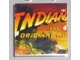 Part No: 3068bpb0245  Name: Tile 2 x 2 with Groove with Indiana Jones Raiders Pattern  2 - 'INDIANA'