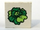 Part No: 3068pb07  Name: Tile 2 x 2 with Fabuland Lettuce Pattern