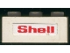 Part No: 3622pb014  Name: Brick 1 x 3 with Red 'Shell' Text on White Background Pattern on both sides (Stickers) - Set 6378