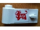 Part No: 3822pb020  Name: Door 1 x 3 x 1 Left with Arla Dairy Logo Pattern (Sticker) - Set 1581-2