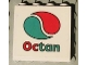Part No: 4215pb032  Name: Panel 1 x 4 x 3 with Octan Logo Pattern (Sticker) - Set 4549