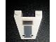 Part No: 4858pb10  Name: Wedge 4 x 4 Taper with SW Snowspeeder Vent Pattern (Sticker) - Set 7666