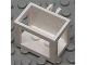Part No: 51858  Name: Crane Bucket Lift Basket 2 x 3 x 2 with Locking Hinge Fingers (Undetermined Hinge Type)