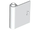 Part No: 60658  Name: Door 1 x 3 x 3 Left - Open Between Top and Bottom Hinge