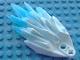Part No: 64273pb01  Name: Bionicle Ice Armor, Marbled Trans-Light Blue Pattern (Strakk)