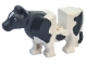 Part No: 64452pb02  Name: Cow Middle with Black Spots Pattern