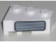 Part No: 6564pb09  Name: Wedge 3 x 2 Right with Grille Pattern (Sticker) - Set 5591