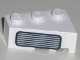 Part No: 6565pb09  Name: Wedge 3 x 2 Left with Grille Pattern (Sticker) - Set 5591